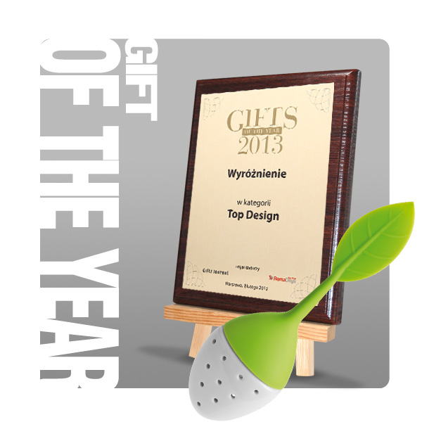 Gifts of the Year 2013 wyróżnienie w kategorii Top Design