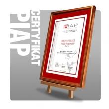 Certyfikat PIAP