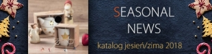 Nowy katalog Seasonal News 2018