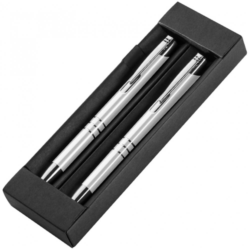 Zestaw piśmienniczy ołówek i długopis