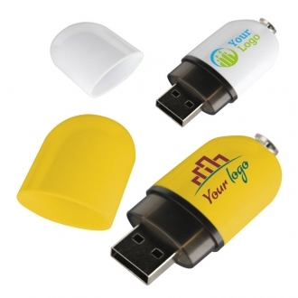 Plastic USB stick