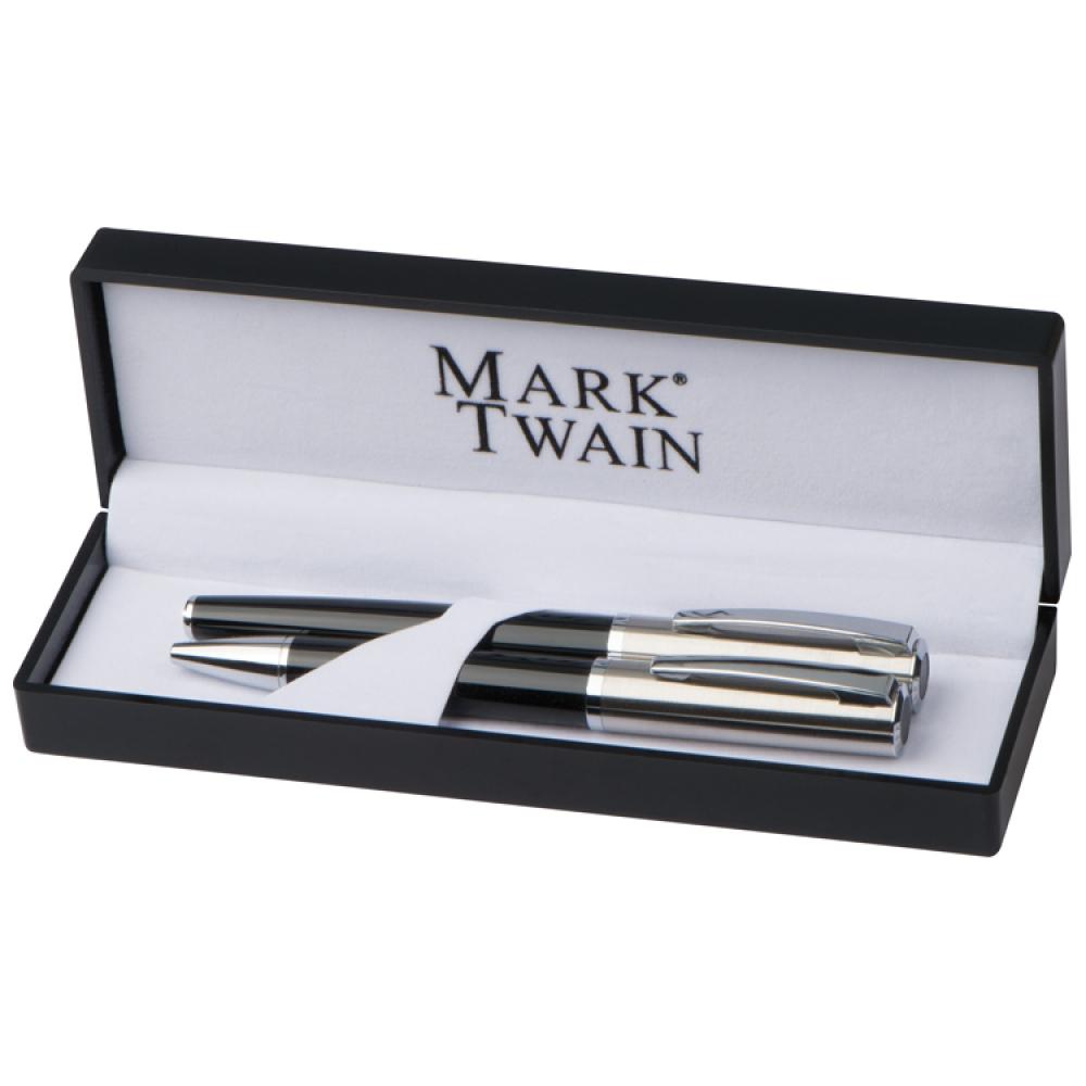 Zestaw piśmienny Mark Twain