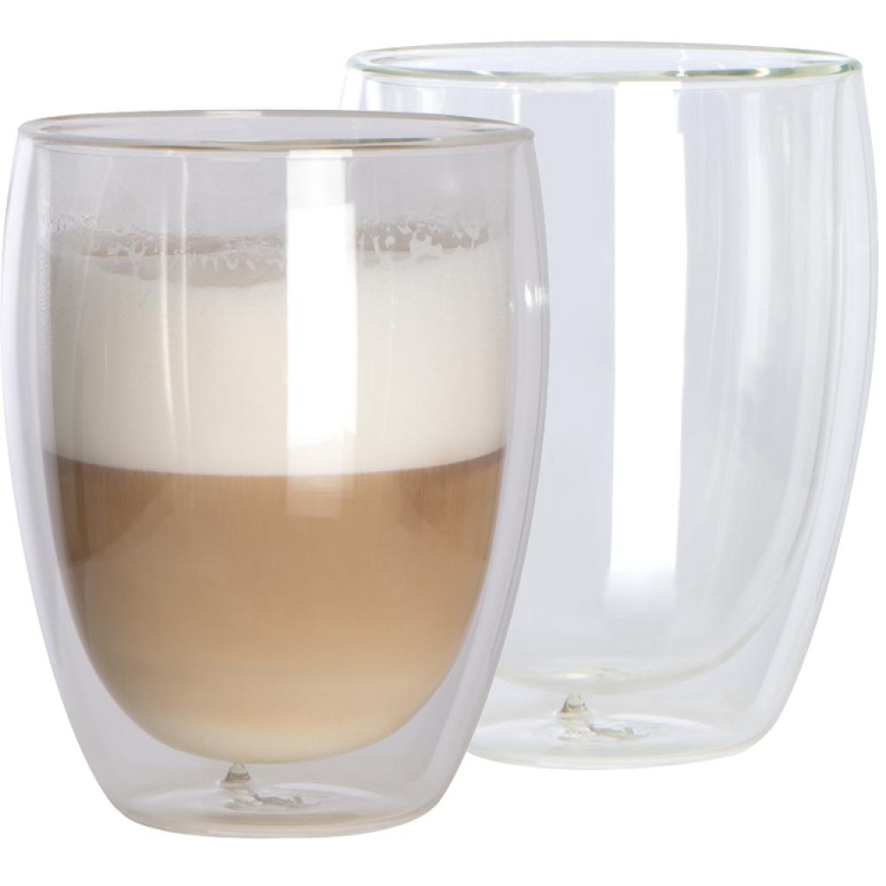 Szklanki do cappuccino