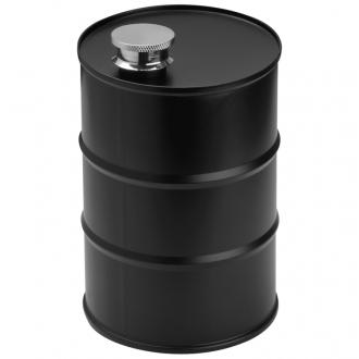 Piersiówka 600 ml - beczka