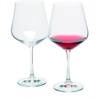 Zestaw 2 kieliszków do czerwonego wina WANAKA 2, 570 ml