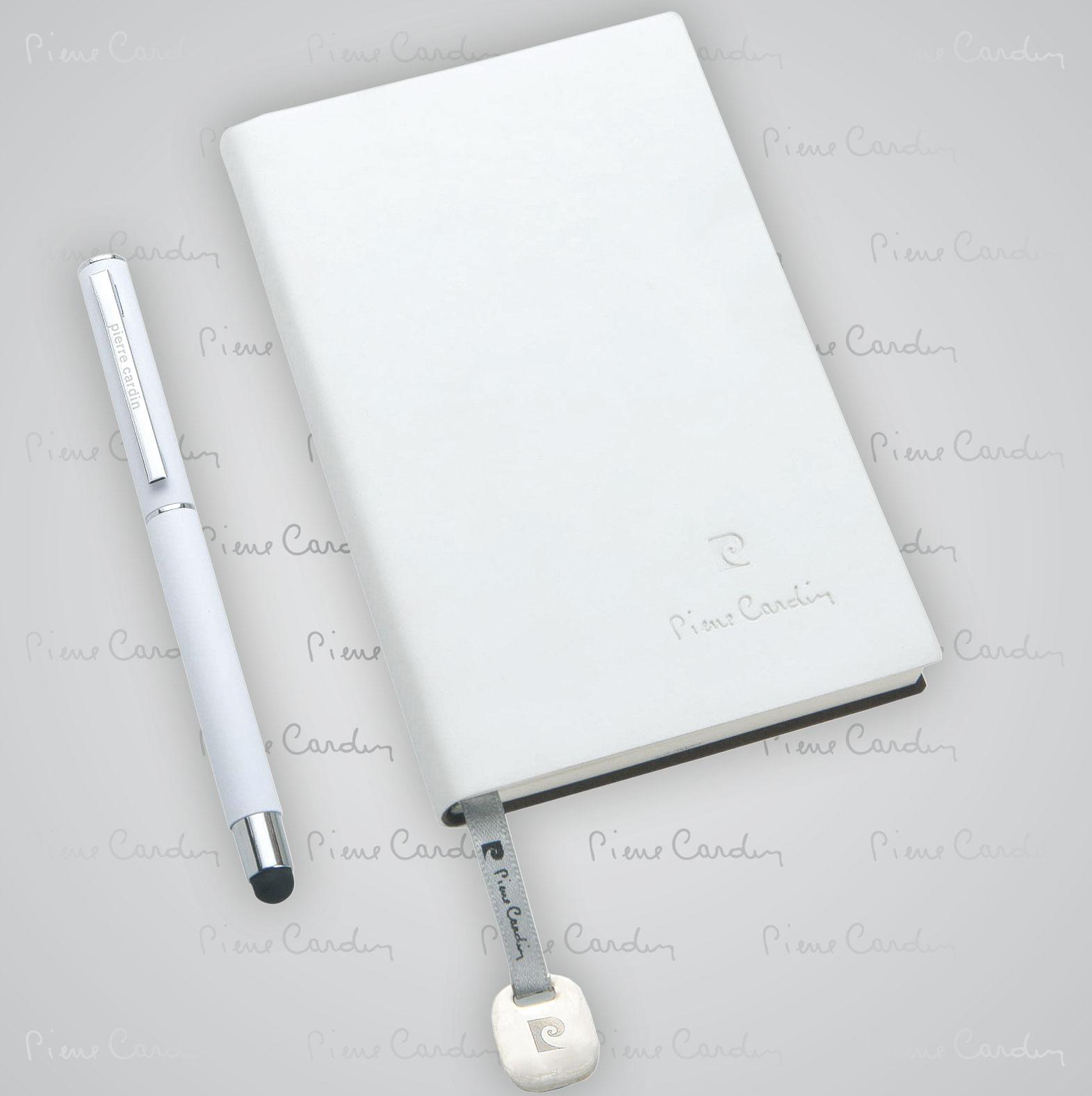 Notes A6 z piórem kulkowym ARLAS Pierre Cardin