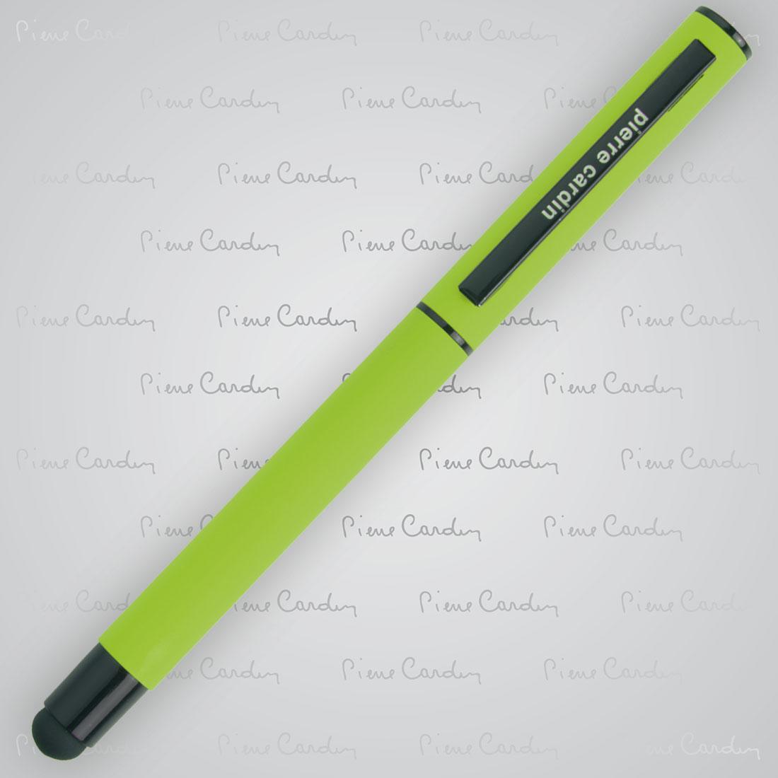 Pióro kulkowe touch pen, soft touch CELEBRATION Pierre Cardin