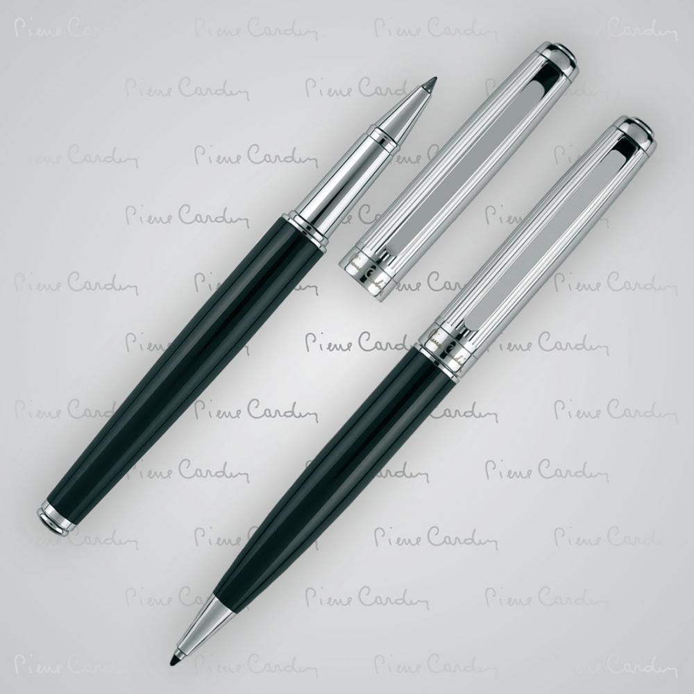 Zestaw piśmienny długopis i pióro kulkowe DIDIER Pierre Cardin