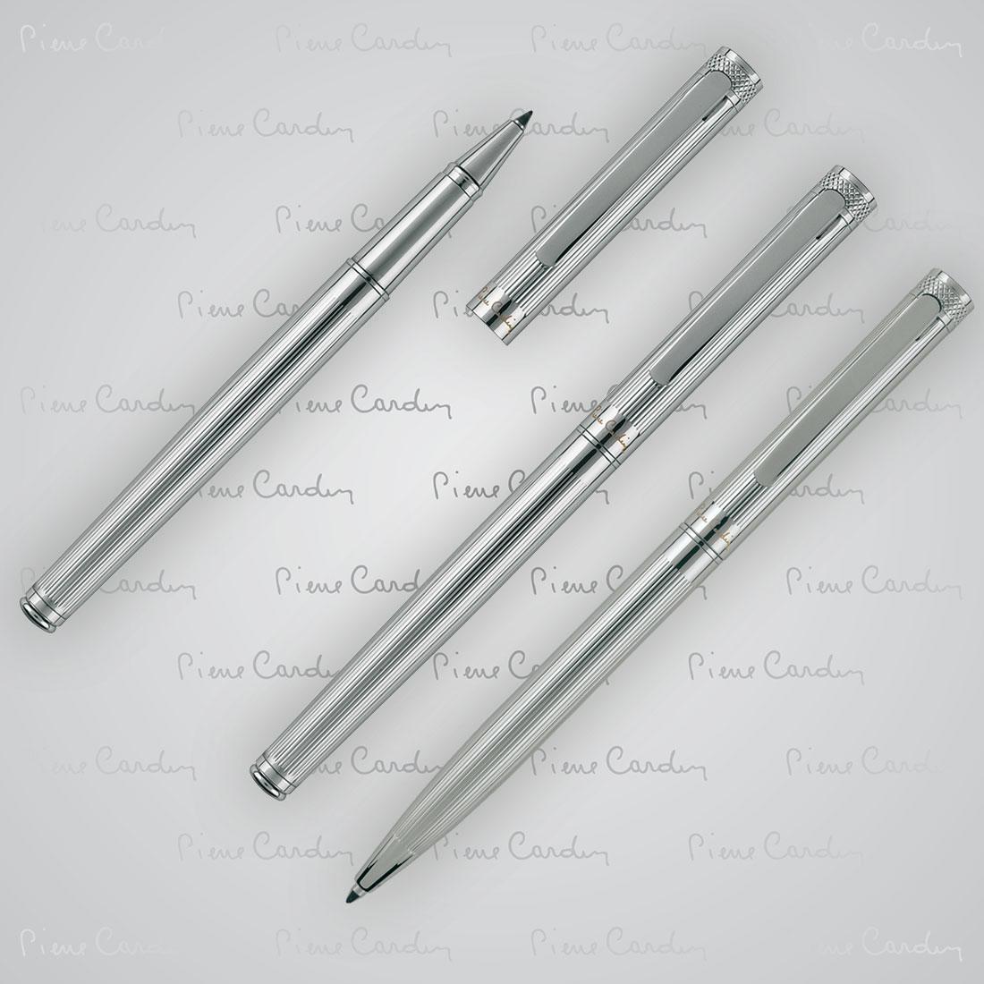 Zestaw piśmienny długopis i pióro kulkowe RENEE Pierre Cardin