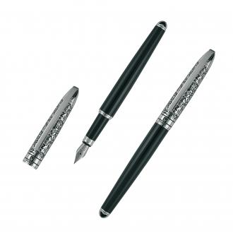 Zestaw piśmienny długopis i pióro wieczne JACQUES Pierre Cardin