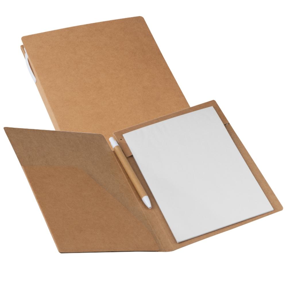 Teczka - zestaw do pisania