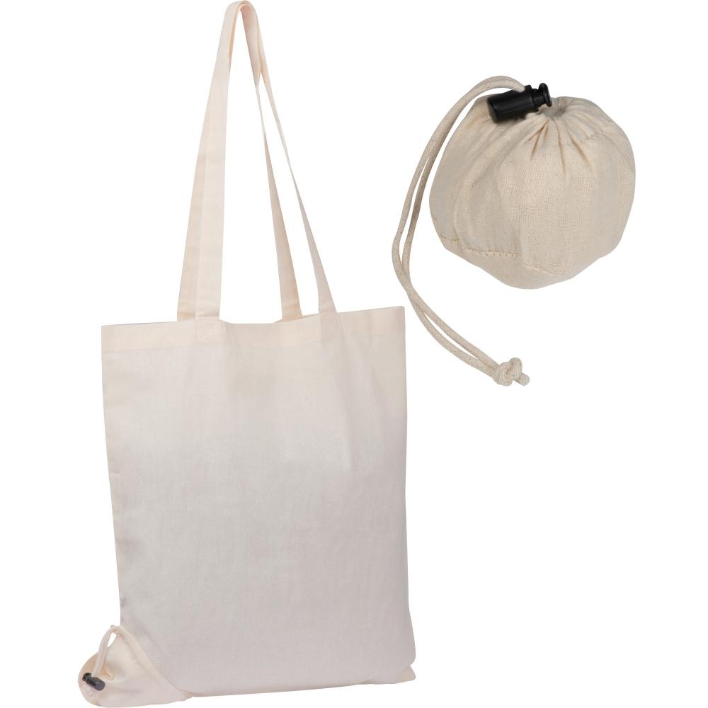 Składana torba bawełniana