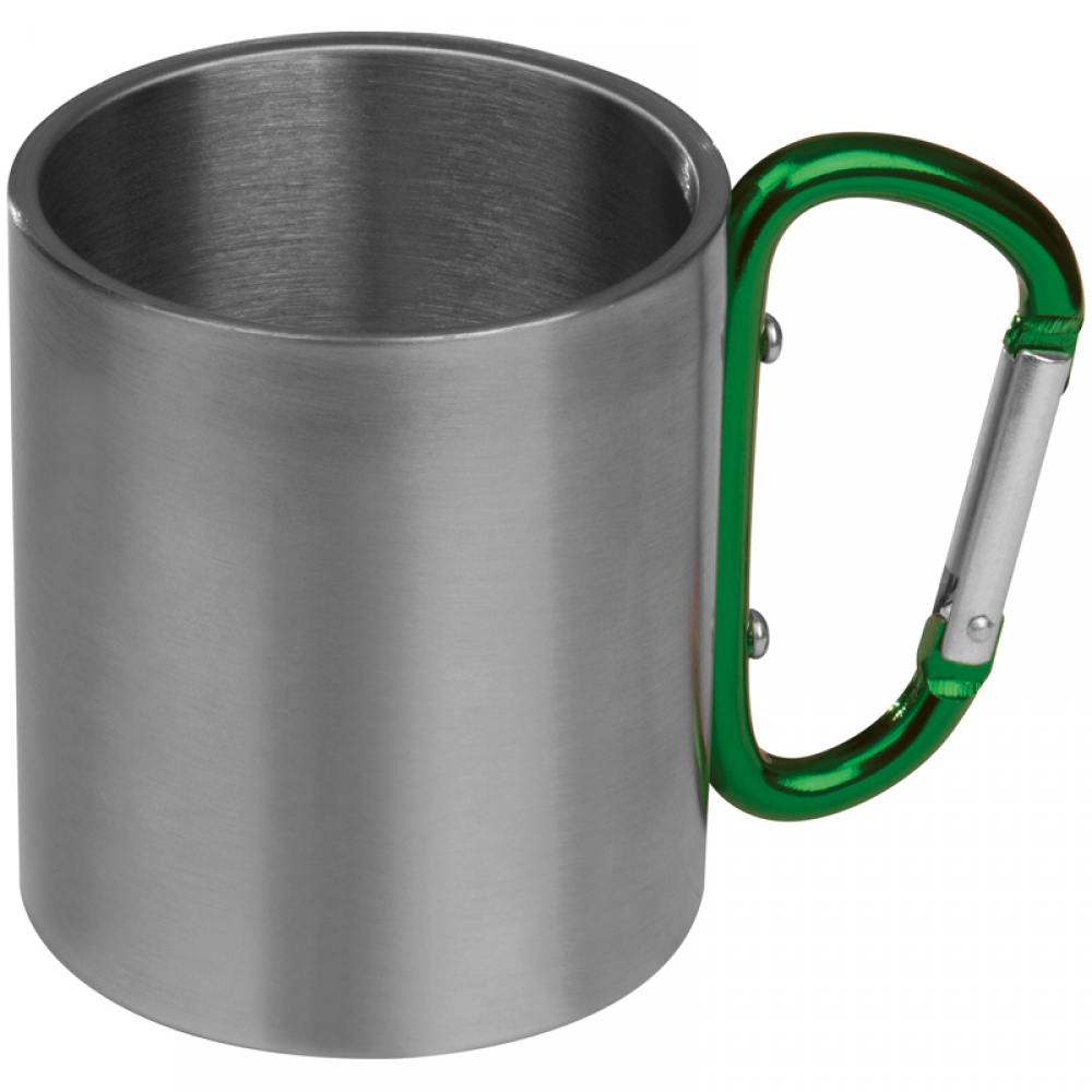 Metalowy kubek 200 ml