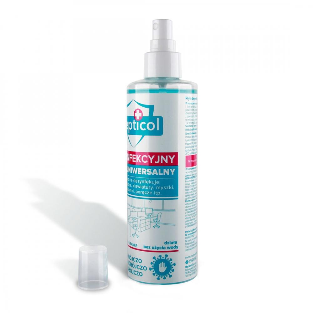 Płyn dezynfekcyjny 250ml Septicol