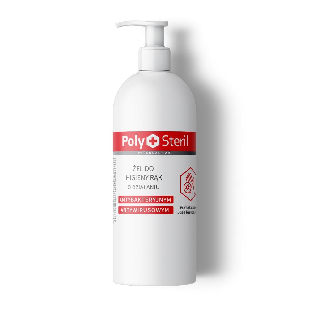 Żel do dezynfekcji z pompką 250 ml