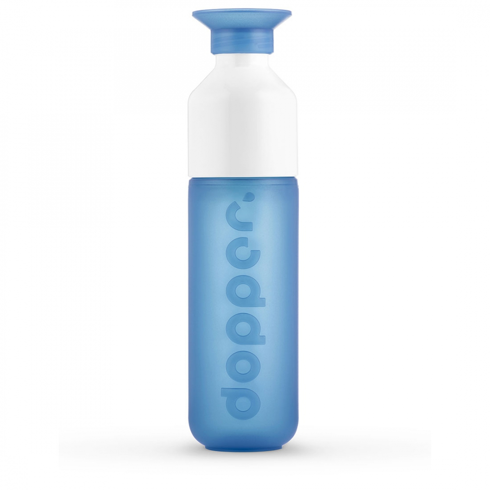 BUTELKA PLASTIKOWA - DOPPER ORIGINAL - COOL BLUE 450 ML