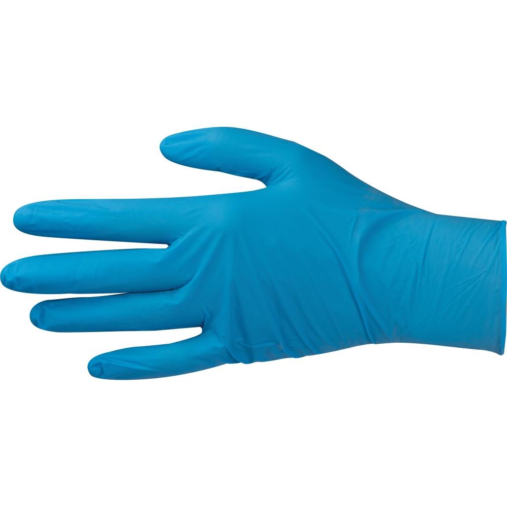 Jednorazowe rękawiczki nitrylowe 100 szt