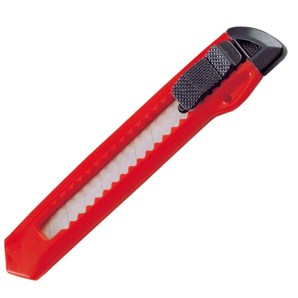 Nóż z ostrzem łamanym