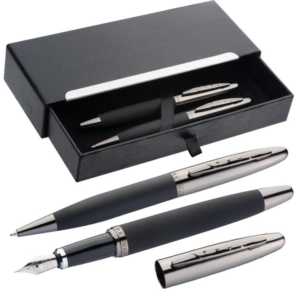 Zestaw piśmienniczy Mark Twain - etui, pióro, długopis