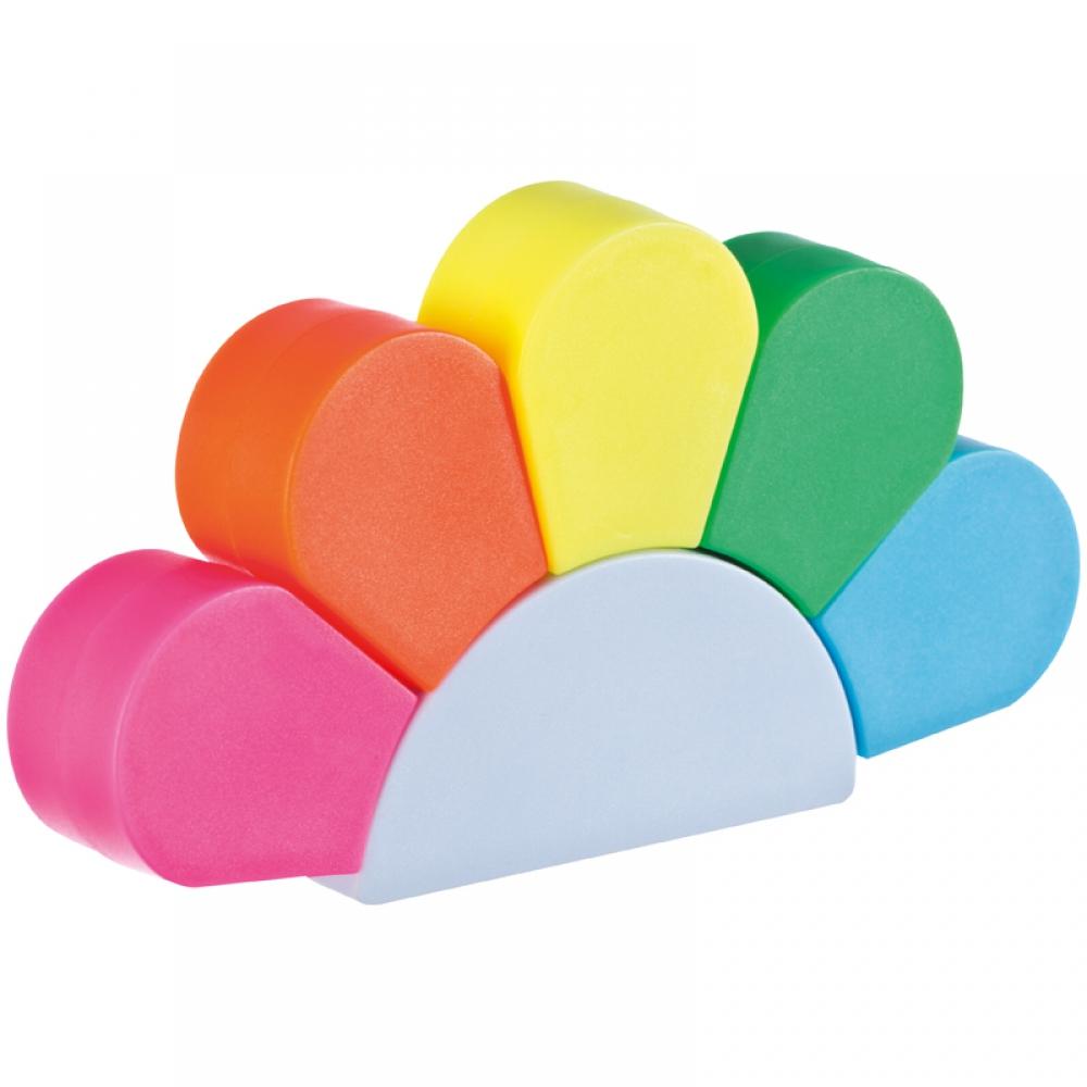 Zakreślacze - 5 kolorów